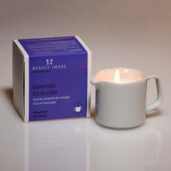 Świeca olejek do ciepłego masażu