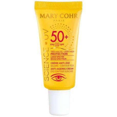 SPF50+ Krem Ochronny Anti-Ageing na okolicę oczu